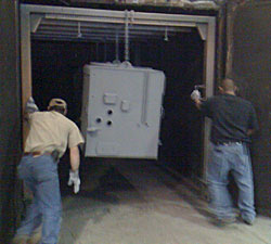 tank-weldment