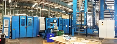 The IFH Group West has increased throughput while improving manufacturing precision with its new Prima Laser/Punch System.